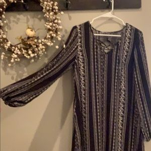 Long Sleeve Dress/Top